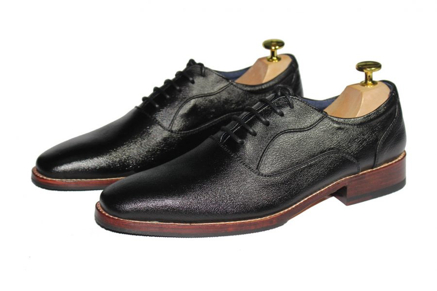 giày nam đế gỗ
